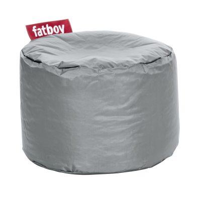 Fatboy Point sittpuff, silver