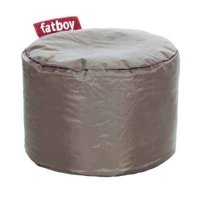 Fatboy Point sittpuff, taupe